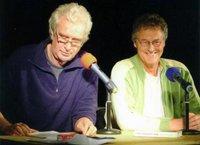 Rainer Trampert und Thomas Ebermann